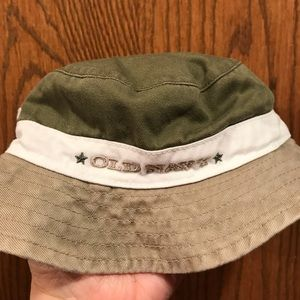 Old Navy Boat Hat